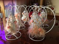 Job Lot Hand Made illuminated Wedding table center pieces Decoration Display(6)