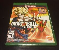 Dragonball Xenoverse XV Day One Edition ( Xbox One) DLC included  Brand New