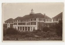 NDFS Convalescent Home Skegness Real Photo Postcard, B072
