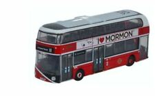 OXFORD OMNIBUS LONDON GENERAL NEW ROUTEMASTER N GAUGE-NNR001