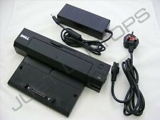 Dell LATITUDE E4310 E5420 E5410 E5510 E-PORT DOCKING STATION + ALIMENTATORE pro2x