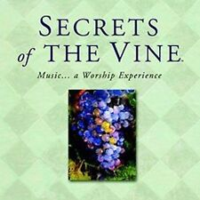 Secrets of the Vine - Music ... A Worship Experience       *** BRAND NEW CD ***