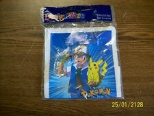 Pokemon Party Gift Bags (8 Bags) Designware American Greetings Co. New!!!