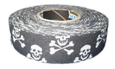 New Renfrew 1 Roll Skull & Crossbone Hockey Stick Blade Shaft Sports TAPE 24mmx2