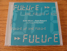CD Double: Sony Music - Fast Foward : The Future Of The Future