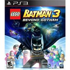 LEGO Batman 3: Beyond Gotham (Sony PlayStation 3, 2014)