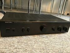Rotel Ra-921 Hifi Amplifier Integrated Separate Amp Black