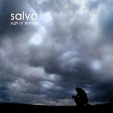 SALVA - SIGH OF BOREA DIGIPACK MAY 2016  MASSIVE CAERLLYSI MUSIC FAV PROG