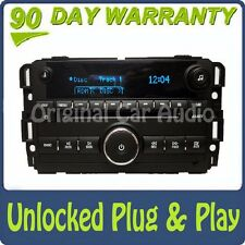 UNLOCKED GMC Sierra CHEVY Silverado Suburban Radio MP3 CD Player USB Aux input