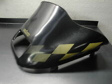 96 1996 '96 SKI DOO 670 SNOWMOBILE PARTS BODY BLACK FRONT HOOD SCREEN SHIELD