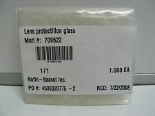 NEW ROFIN 625-130200417 LENS PROTECTION GLASS 160MM
