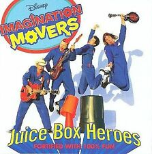 Imagination Movers: Juice Box Heroes ( CD )