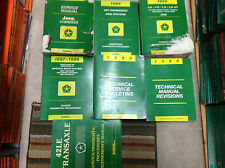 1998 JEEP CHEROKEE Service Shop Repair Manual Set OEM FACTORY 98 BOOK HUGE