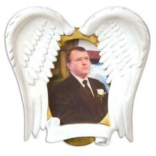 Brand new Angel Wing Christmas Ornament Picture Frame Polarx New NWT