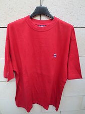 T-shirt SERGE BLANCO QUINZE 15 rouge maillot rugby coton XL manches courtes