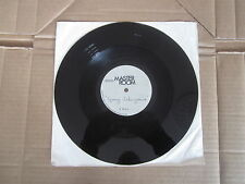 "THE JAM Going Underground VERY RARE 10"" MASTER ROOM STUDIO ACETATE PAUL WELLER"
