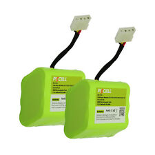 2x NIMH 7.2V 3600mAh Vacuum Battery For Neato XV-11 XV-12 XV-15 XV-21 Robotics