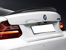 Carbon fiber  BMW F22 2-Series Performance P Trunk Spoiler Wing 220i 228i M235i