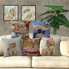 wholesale 5pcs pets dogs cushion cover patio furniture cushions covers