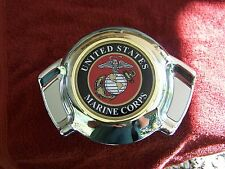 HARLEY DAVIDSON UNITED STATES MARINE HORN COVER (NEW)