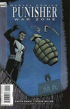 Punisher War Zone #2 (NM)`09 Ennis/ Dillion