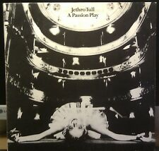 JETHRO TULL LP A Passion Play 1973 CHRYSALIS Italian Press