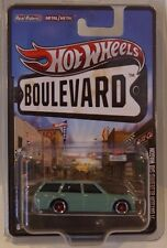 2013 Hot Wheels Boulevard '71 Datsun Bluebird 510 Wagon Jun Imai VHTF