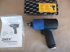 "TWIN HAMMER 1/2"" DRIVE PNEUMATIC IMPACT WRENCH - HIGH TORQUE 900 FT. LBS."
