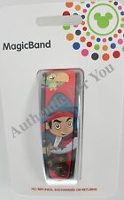 NEW Disney World JAKE Neverland Pirate Junior Magic Band Link It Later MagicBand