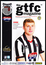 2012/13 GRIMSBY TOWN V FOREST GREEN ROVERS 08-09-2012 Blue Square Bet Premier