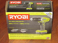 Ryobi HJP003 12V Lithium-Ion Drill/Driver New In Box (Bare Tool Only)