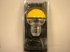 MAXSPEED SHIFT KNOB (YELLOW-CHROME) FOR MANUAL TRANSMISSION UNIVERSAL