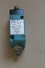 1 Stück Micro Switch heavy duty limit switch Endschalter LSYDC1ADD #1KV08