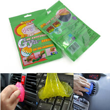 Car Gum Gel Clearner Air Outlet Vent Dashboard Interior Clean Glue Cleaning Tool