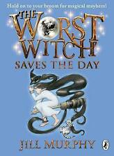 The Worst Witch Story Book - THE WORST WITCH SAVES THE DAY by Jill Murphy - NEW