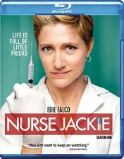 Nurse Jackie: Season One [2 Discs] (2010, REGION A Blu-ray New) BLU-RAY/WS