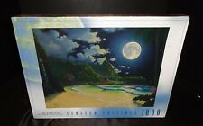 Al Hogue The Modern Master of Light Limited Edition puzzle New 1,000 pieces Moon