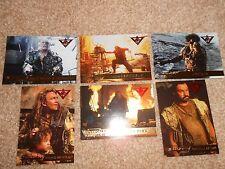 Waterworld Trading Cards - Chase Set - FLEER - Kevin Costner Hopper