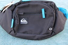 QUIKSILVER TRAVEL BAG ,NEW  WITH TAGS NEVER USED MAY NOT FIT THE WAIST