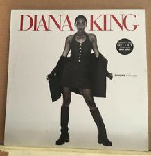 DIANA KING Tougher Than Love 1995 UK vinyl LP EXCELLENT CONDITION Shy Guy