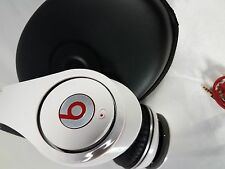 Genuine Beats By Dr. Dre Monster Studio Headband Over-Ear Headphones w/ Case