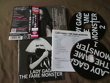 LADY GAGA/ the fame monster /JAPAN LTD 2CD OBI delux edition