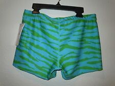 ASICS TYGER SPANDEX VOLLEYBALL REVERSIBLE SHORTS - NEW - L