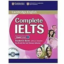 Complete: Complete IELTS by Guy Brook-Hart (2012, CD-ROM / Paperback, Student...