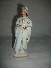 flacon a parfum figurine en porcelaine de paris signé par Jacob Petit