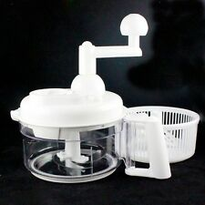 New Kitchen Multi-Function Manual Mincer Vegetable Meat Grinder Chopper Tool