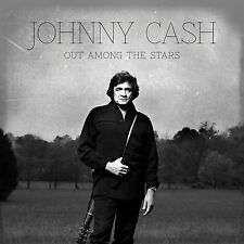 JOHNNY CASH - OUT AMONG THE STARS: CD ALBUM (2014)