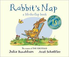Tales from Acorn Wood: Rabbit's Nap New Board Book Axel Scheffler