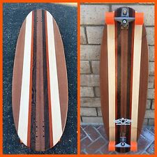 """Bonny Doon Street Stand Up Paddle Board (53x16.5) - """"SSUP"""""""