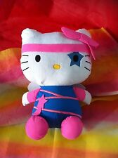 Hello Kitty Plush Soft Toy - Ninja